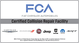 F C A Certified Collision Repair Facility