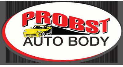 Probst Autobody Logo